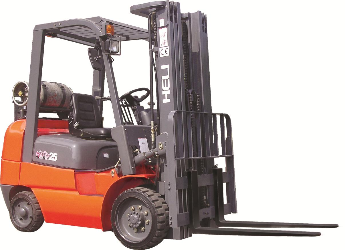 Heli Lift Truck Series H2000